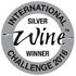 International Wine Winner certificates 2015 silver
