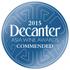 Decanter Asia Wine Award 2015