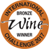 Ca' D'Or bronze wine